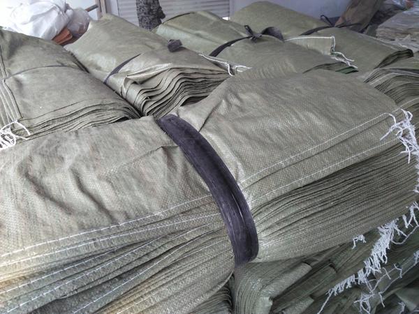 普通的物资印刷塑料编织袋